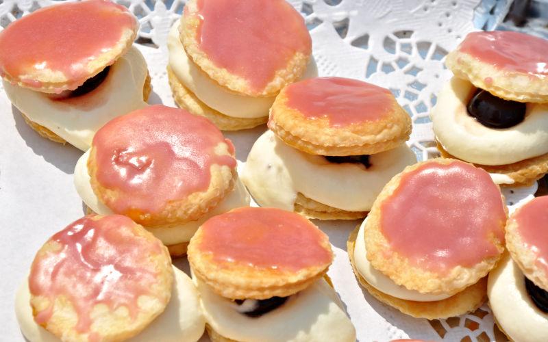Mini-Mille-Feuilles - Caduli Catering