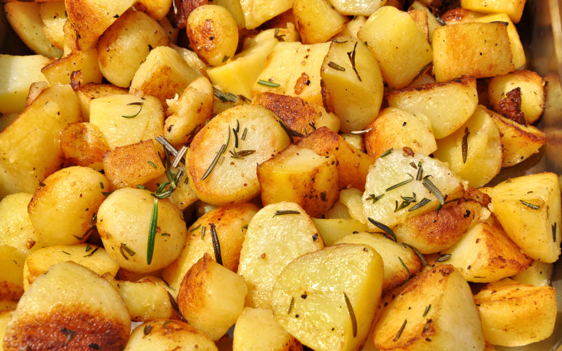 Rosmarinkartoffeln- Caduli Catering