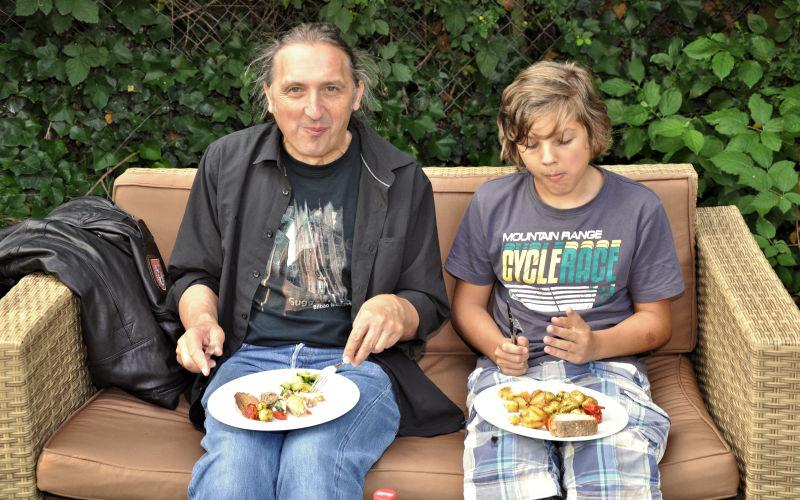 Glückliche Kunden - Caduli Catering