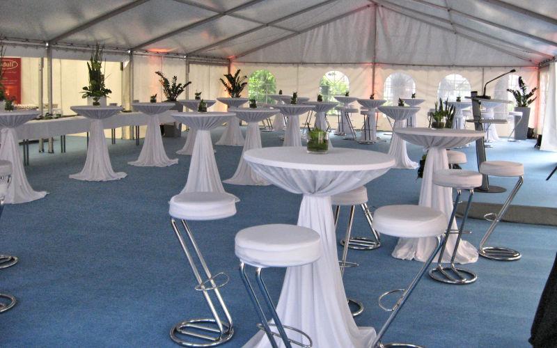 Jubiläum für 300 Personen - Caduli Catering