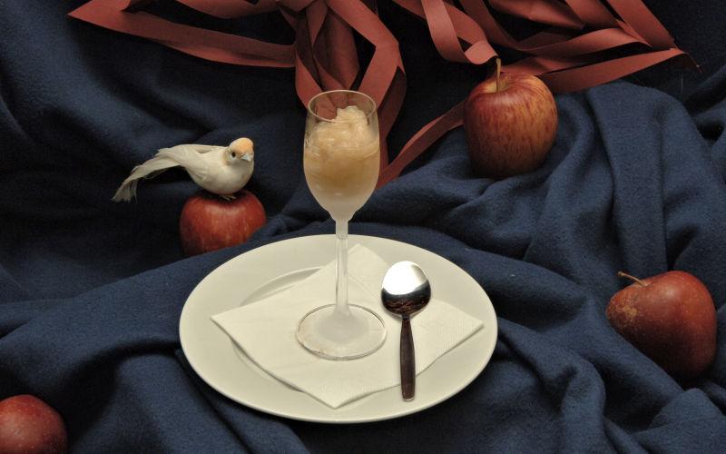 Williamsbirnen-Sorbet - Caduli Catering