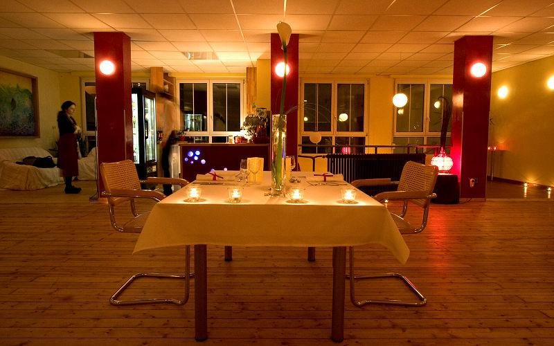 Candlelight Dinner für Zwei - Caduli Catering