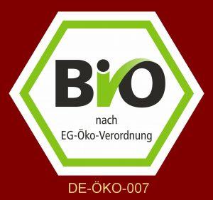 Bio Siegel - DE-ÖKO-007