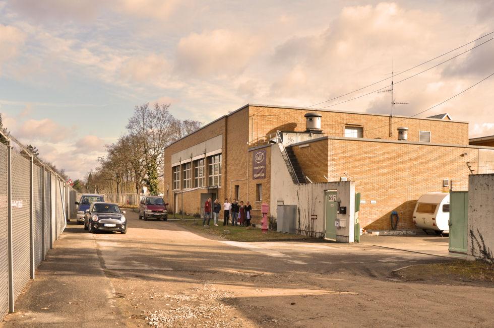 Franklin Elementary School Gebäude 697